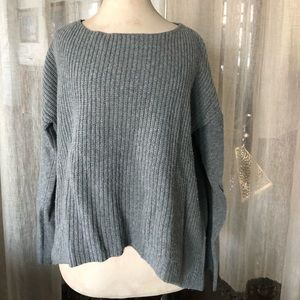 Gray Theory Sweater